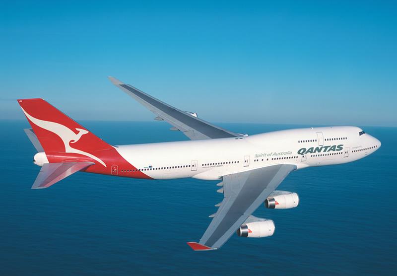 Qantas Special Fares to SA