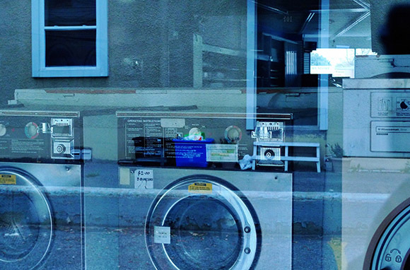 Most places in the world has washing machines