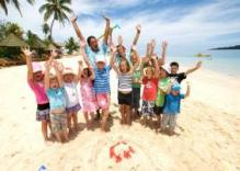 Why Fiji is the place for Families