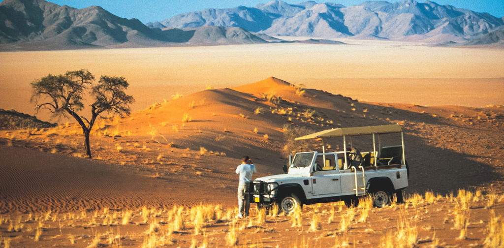 Explore the oldest desert in the world and experience her hidden beauty.