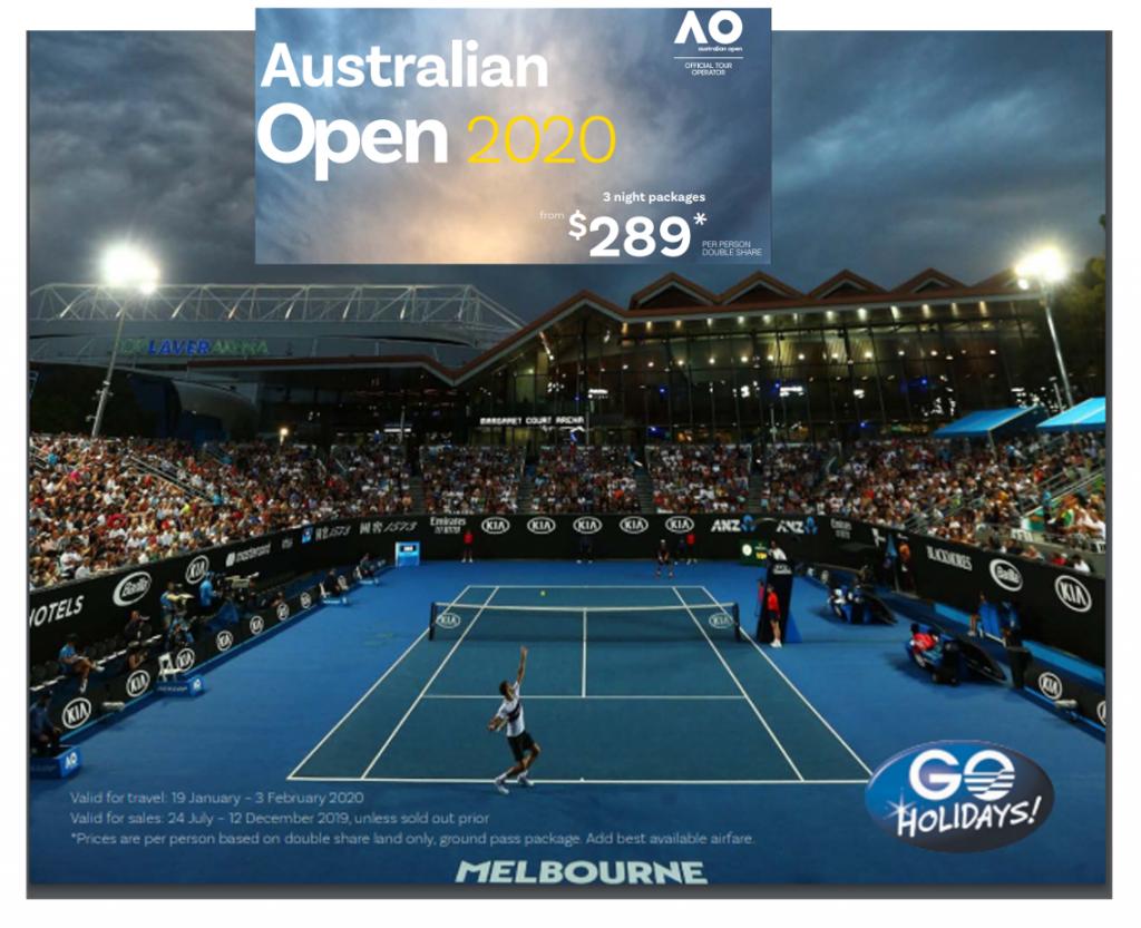 Australian open 2020 pic 2