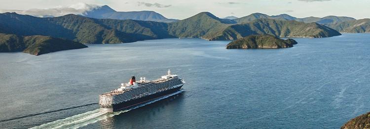 Cunard ship