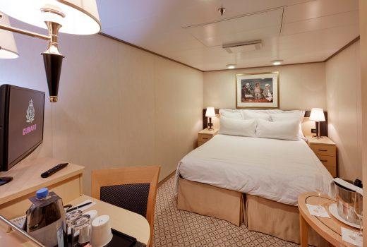 Cunard standard inside cabin