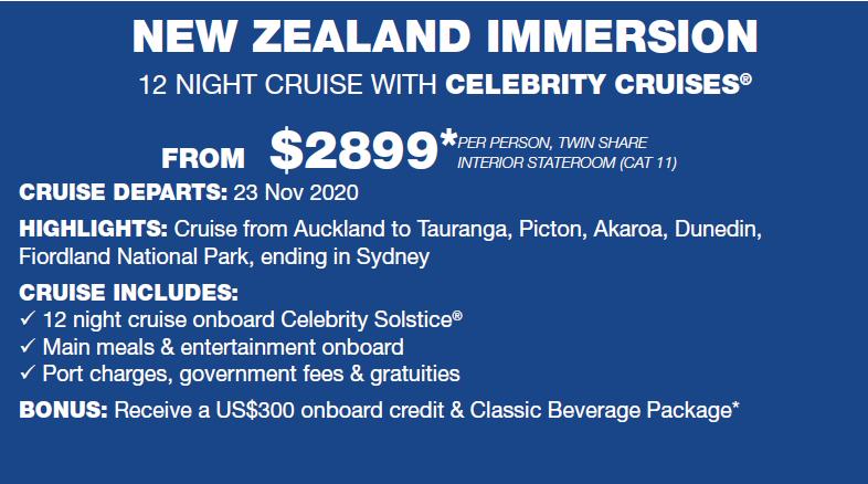 NZ immersion