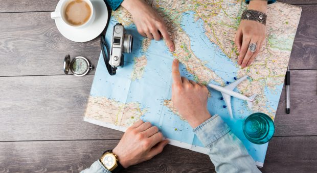 TRAVEL IS LIKE A CUP OF COFFEE…