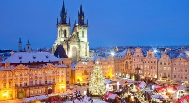 25 Best Places to Spend Christmas: The World's Most Festive Cities
